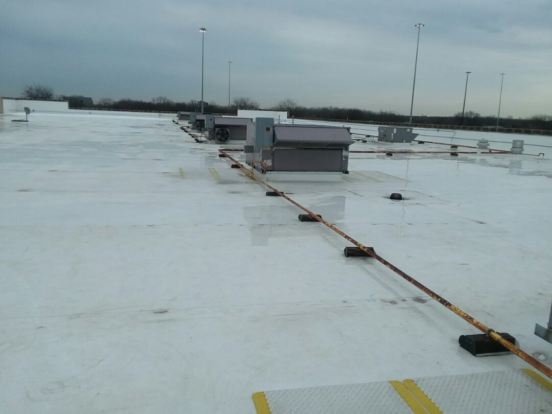Schaumburg, IL - Quoting replacing a rooftop unit