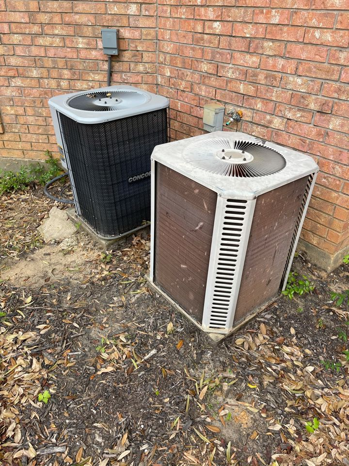 Colleyville, TX - Designing new Hvac system