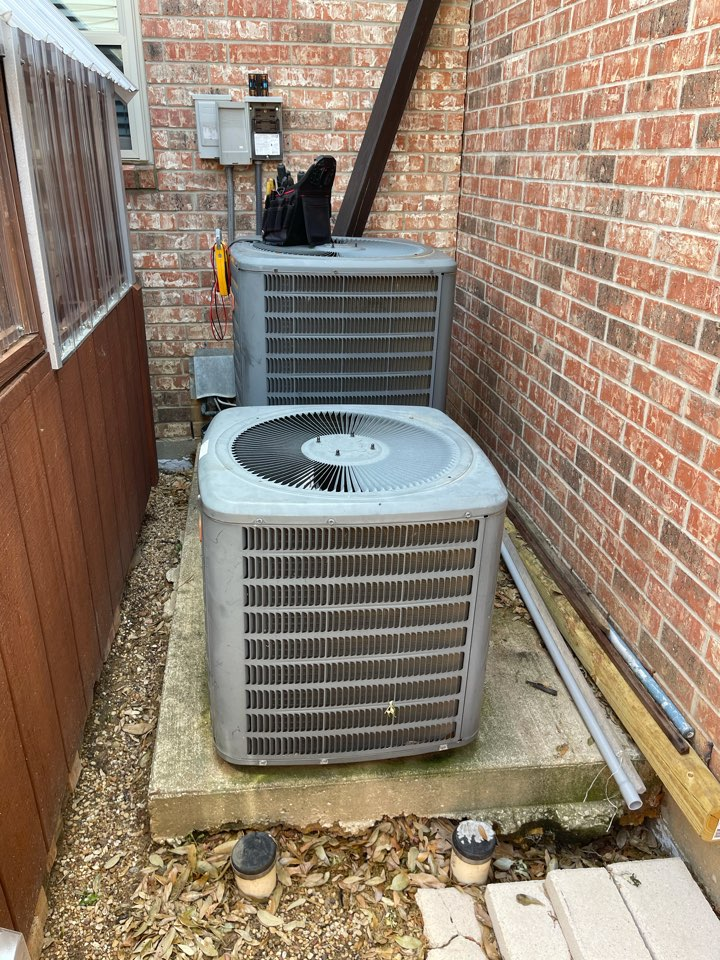 Keller, TX - Diagnosed Air Conditioning breakdown