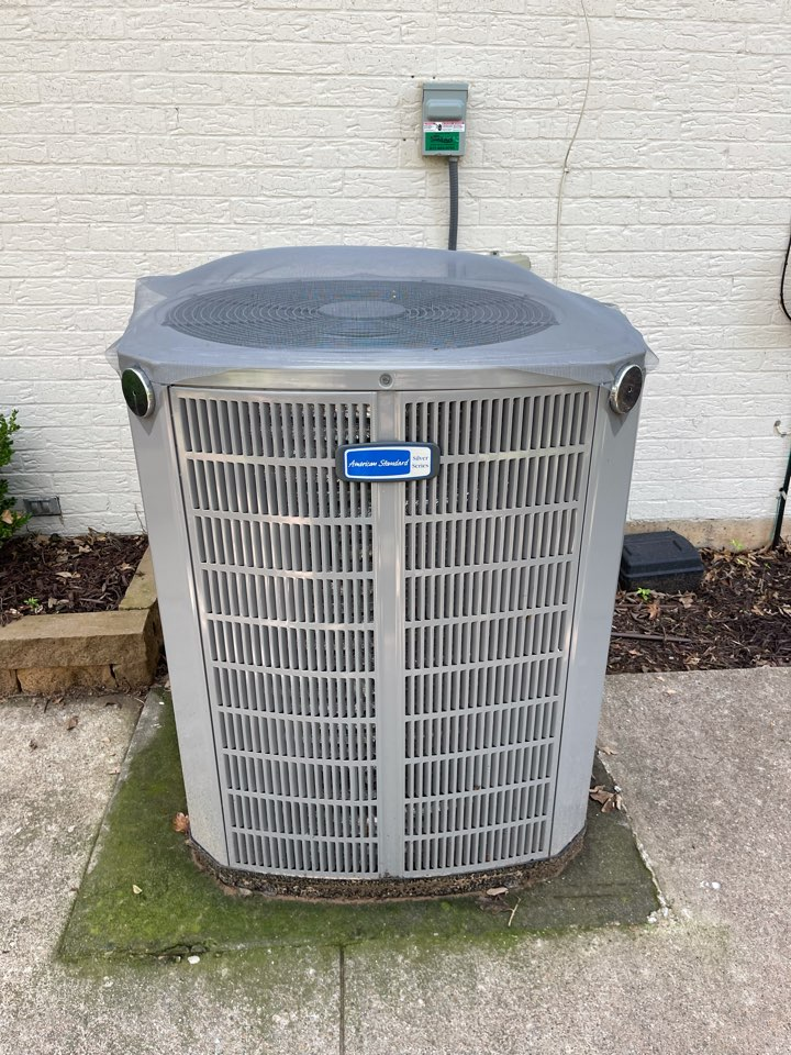 Keller, TX - Performed summer air conditioning cleaning and maintenance checklist