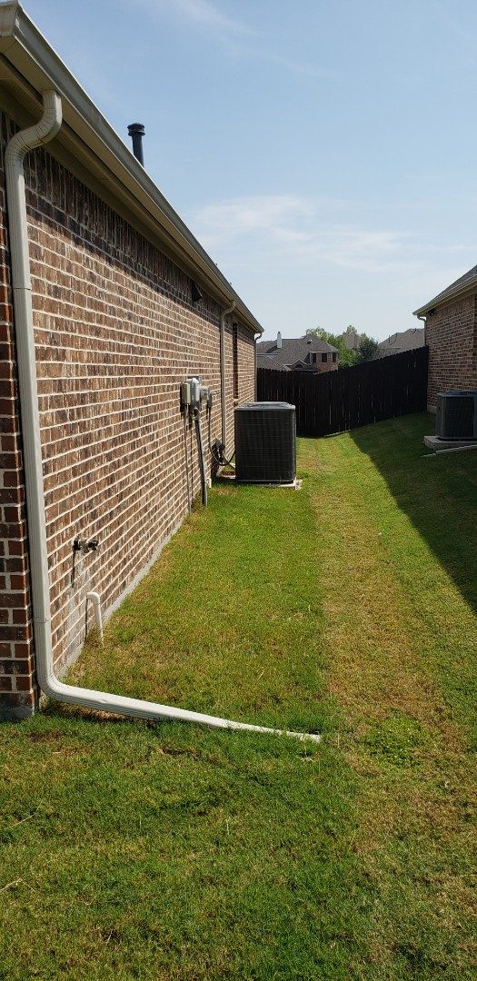 Fort Worth, TX - Repaired condenser with new capacitor