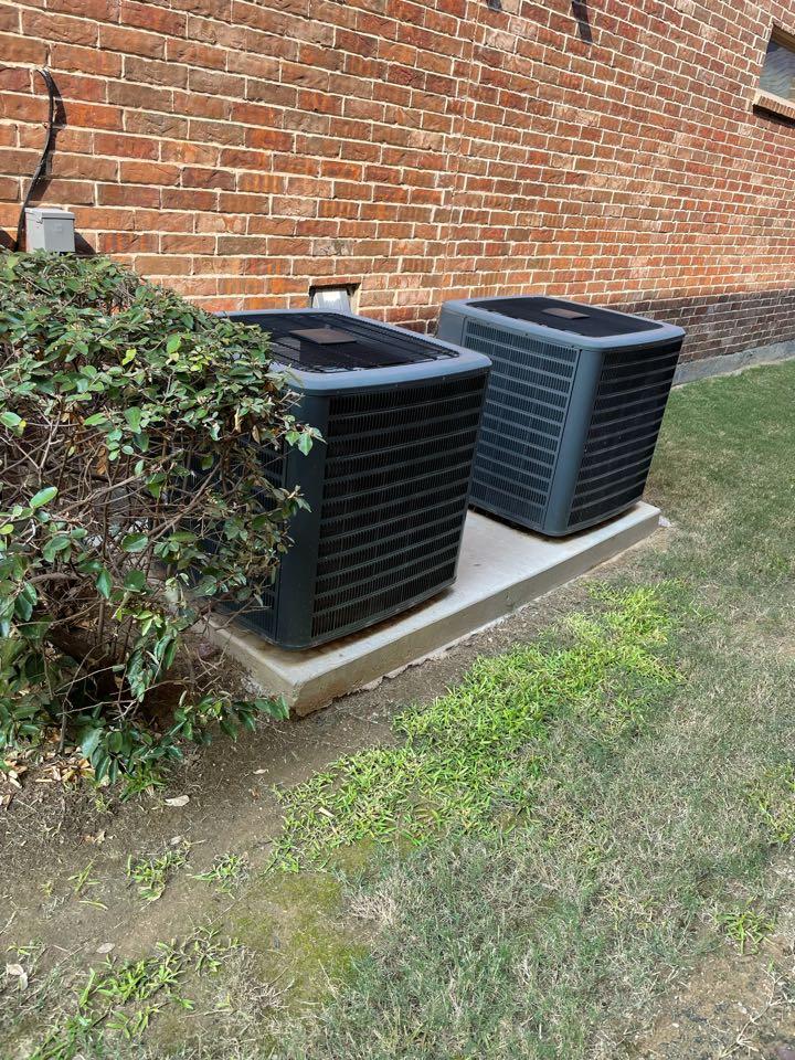 Keller, TX - Looked are air flow issues in keller Texas