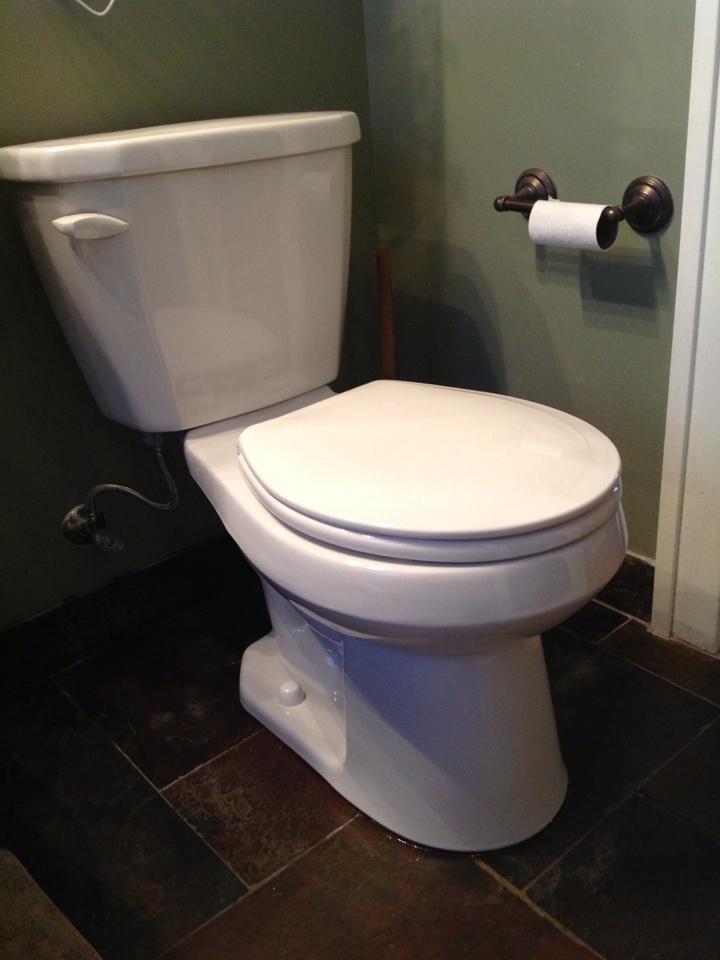 Minneapolis, MN - Toilet replacement
