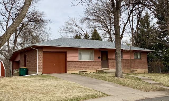Fort Collins, CO - This home in Fort Collins was hit with hail and has to feel a lot lighter - we removed three layers of old roofing.  We then installed a new Class IV impact resistant roof, using CertainTeed Northgate shingles in the color Silver Birch.