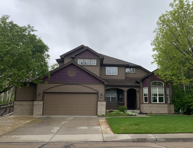 Longmont, CO - Re re-roofed this home in Longmont using GAF Timberline HD shingles in the color Barkwood.