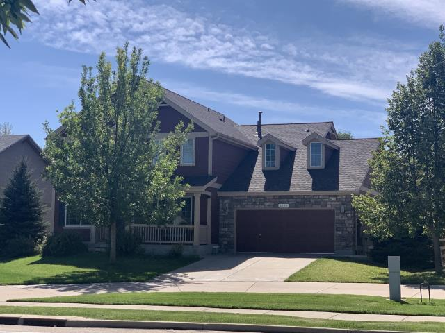 Fort Collins, CO - We installed a new roof on this home in Fort Collins that was hit with hail over the summer.  The shingles we installed are CertainTeed Northgate Class IV Impact Resistant Shingles.  They are hail resistant and now required by code in Fort Collins.  The color is Burnt Sienna.