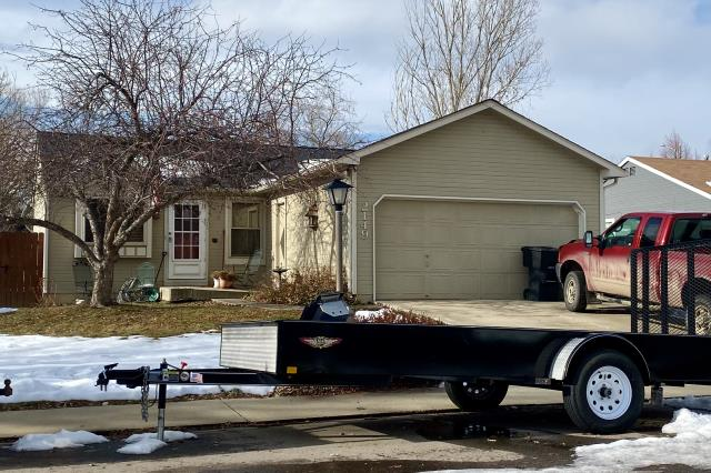 Longmont, CO - We installed a new roof on this home in Longmont using CertainTeed Landmark shingles in the color Moire Black.