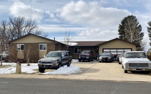 Longmont, CO - Everyone at this home in Longmont is waiting for the snow to melt - today the temps are finally going to get high enough that some might melt.  We installed a new CertainTeed Northgate Class IV Impact Resistant roof on this home in Longmont in the color Burnt Sienna.