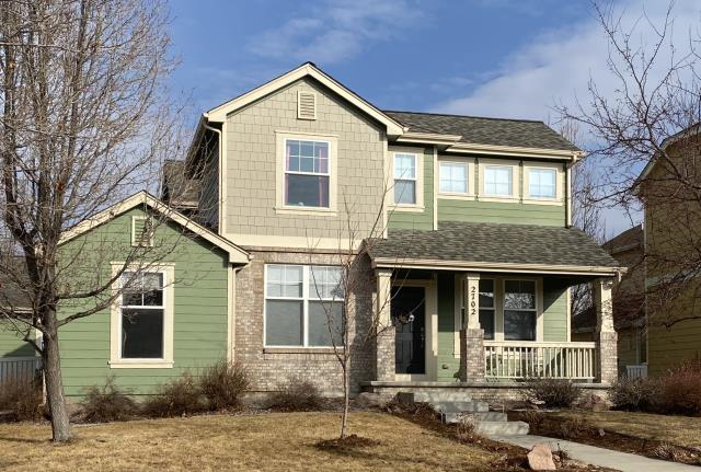 Fort Collins, CO - This home in Fort Collins is ready for the snow storm coming in today and ready for the coming hail season.  We installed CertainTeed Northgate Class IV Impact Resistant Shingles on this roof in the color Weathered Wood.