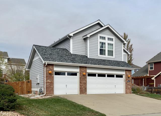 Longmont, CO - We installed a new CertainTeed Northgate Class IV Impact Resistant roof on this home in Longmont.  The shingle color is Granite Gray.  Wish I could get the photo to upload, but software is not working....