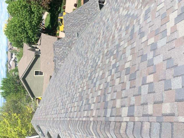 Fort Collins, CO - Driftwood is the color of the shingles on this CertainTeed Northgate Class IV Impact Resistant roof in Fort Collins that we installed.