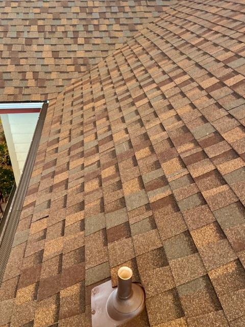 Fort Collins, CO - Heather Blend has been a popular color choice this year in the CertainTeed Northgate shingle line as seen on this roof in Fort Collins.  CertainTeed Northgate shingles are a Class IV Impact Resistant shingle that provides your roof some extra protection from hail.