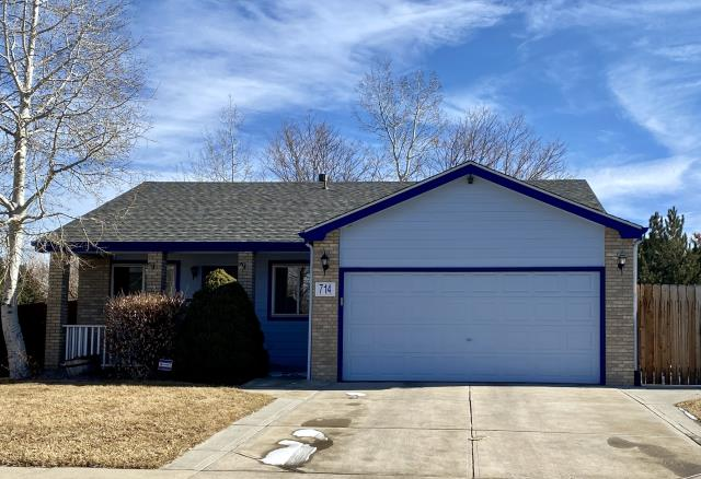 Loveland, CO - This is a great looking new roof that we just installed in Loveland.  The shingles you see here are CertainTeed Northgate Class IV Impact Resistant shingles in the color Driftwood.  Hail season is coming and this roof is ready!