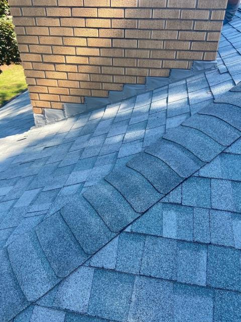 Fort Collins, CO - This new roof in Fort Collins was installed using CertainTeed Northgate Class IV Impact Resistant shingles in the color Silver Birch.