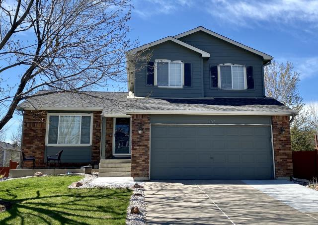 Fort Collins, CO - This home in Fort Collins has a new CertainTeed Northgate Class IV Impact Resistant roof installed on it in the color Driftwood.