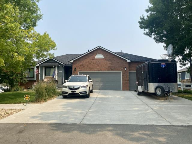 Mead, CO - This homeowner in Mead had us replace the roof as he finished a room addition on the back side of the house so that everything could be roofed at once.  We installed a new CertainTeed Northgate, Class IV Impact Resistant roof on the home in the color Moire Black.