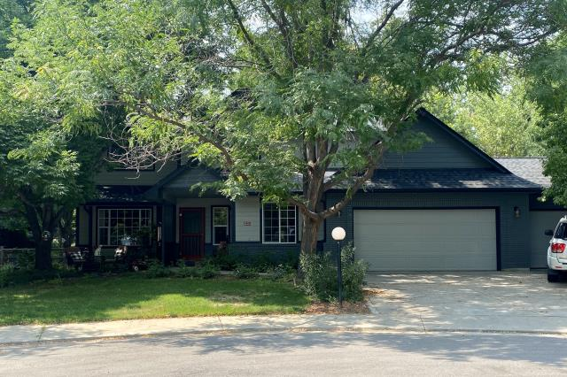Longmont, CO - This home in Niwot was in need of a new roof due to hail damage.  We installed a new CertainTeed Northgate Class IV Impact Resistant roof in the color Moire Black.