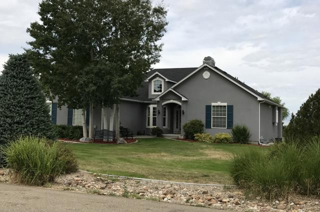 Frederick, CO - We recently roofed this home in Frederick with Charcoal shingles from the GAF Timberline HD line of shingles.  We roofed this home for the customer, and a rental he also owns in Frederick - watch for pics of that coming soon!