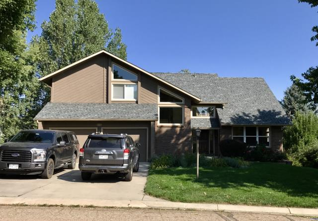 Longmont, CO - This is a home that we recently roofed in the Niwot area, although it technically has a Longmont address.