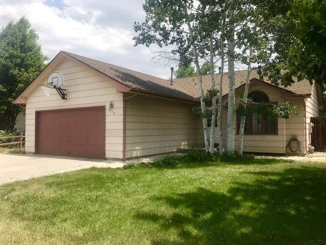 Loveland, CO - We recently re-roofed two rental homes for a customer in Loveland.  This is one of them.   We installed GAF Timberline HD shingles in the color Barkwood.
