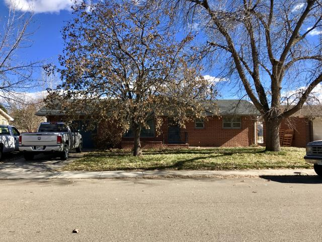 Longmont, CO - We have done so much hail damage work lately that this home in Longmont that needed a roof and wasn't due to hail damage was sort of refreshing.  We installed GAF Timberline HD shingles in the color Pewter Gray.