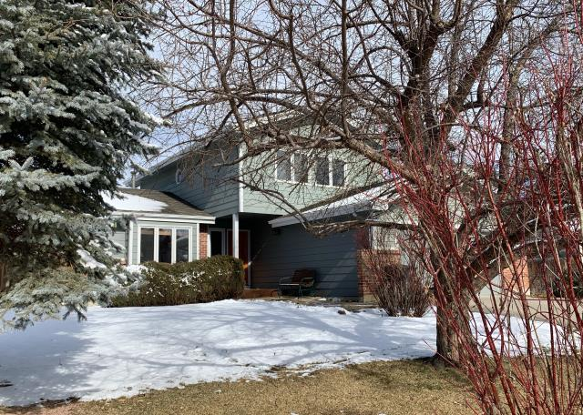 Boulder, CO - This house in Boulder has the thickest shingles GAF makes installed on it - Glendwoods.  The color is Weathered Wood.