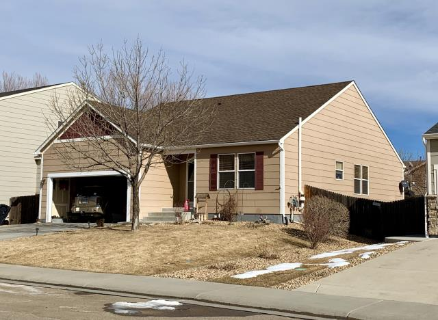Mead, CO - We re-roofed this home in Mead using GAF Timberline HD shingles in the color Barkwood.
