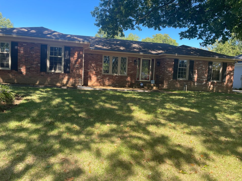 Louisville, KY - Roof,gutters, and soffit estimate