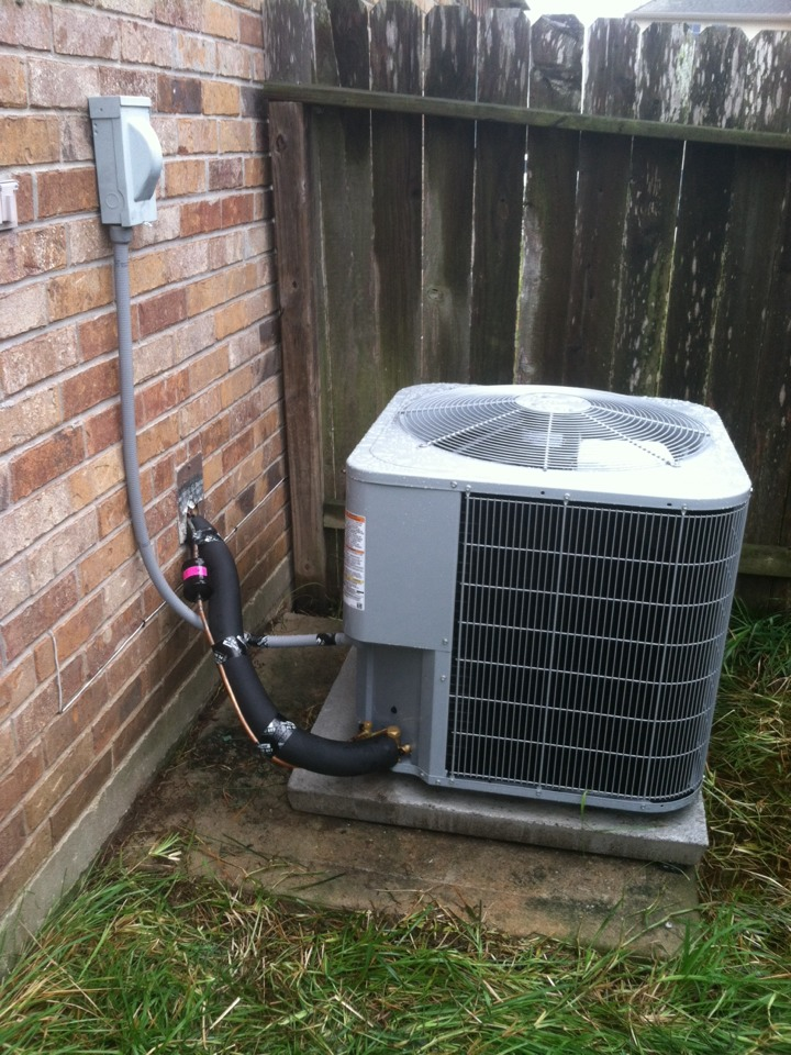 Pearland, TX - Unit Not Cooling