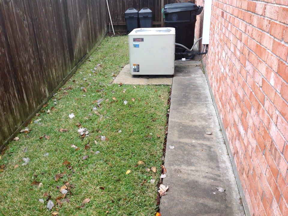 Houston, TX - Heat repair