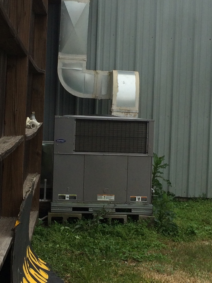 Alvin, TX - Commercial package unit maintenance