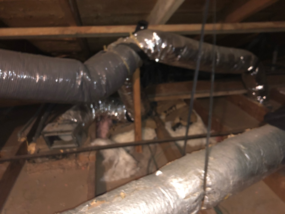 Missouri City, TX - Helped home owner with duct cleaning options.