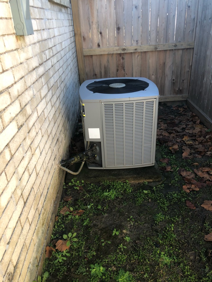 Webster, TX - Helped home owner with replacement options.