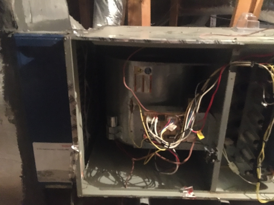 Manvel, TX - Helped home owner with dirty burners.