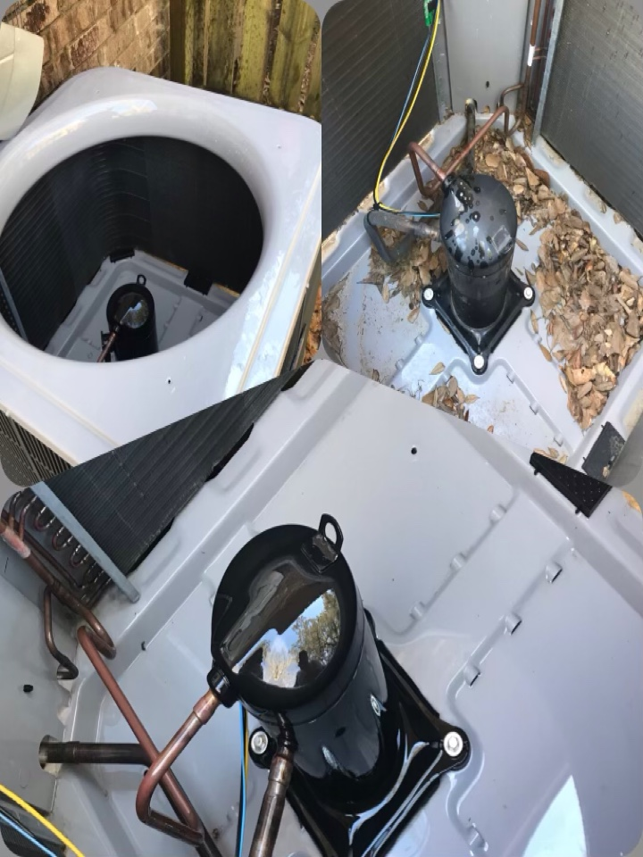 Ac tune up, dryer vent cleaning. Amped all major components and tighten all electrical, checked coils and treated drain lines. Cleaned dryer vent lines and vacuumed.