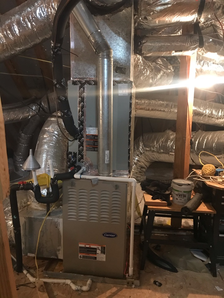 Sugar Land, TX - Ac tune up, amped all major components and tighten all electrical, clean drains and washed down units. Adjust air flow. All is well.