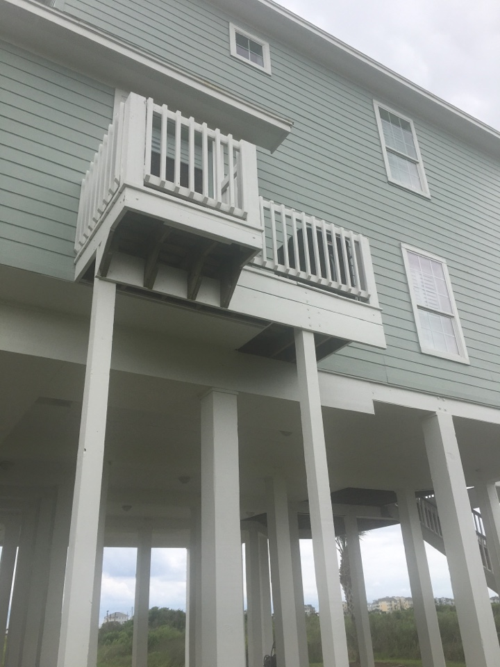 Galveston, TX - Helped home owner with replacement options. Thank you for choosing Clear the Air for all of these years!