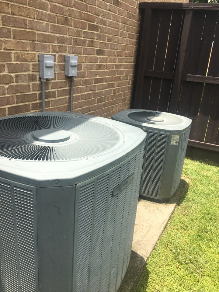Friendswood, TX - Helped home owner with replacement options