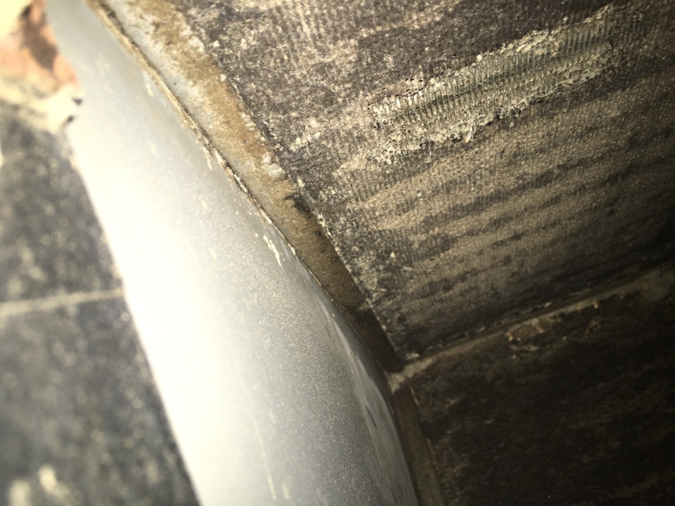 Alvin, TX - Helped home owner with dirty coil.