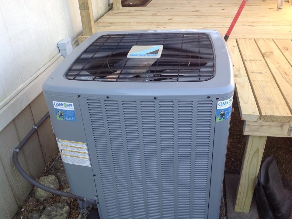 Rosharon, TX - Heating tune up