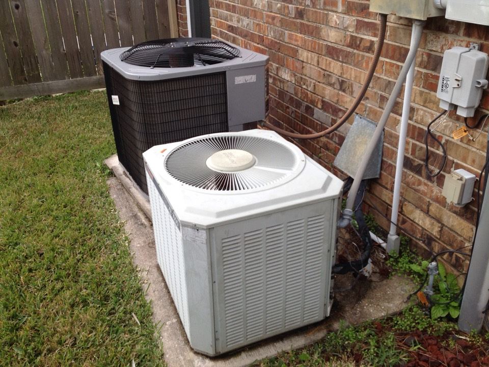 Deer Park, TX - Upgrading system and adding indoor air quality features