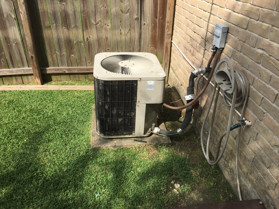 Webster, TX - System replacement.