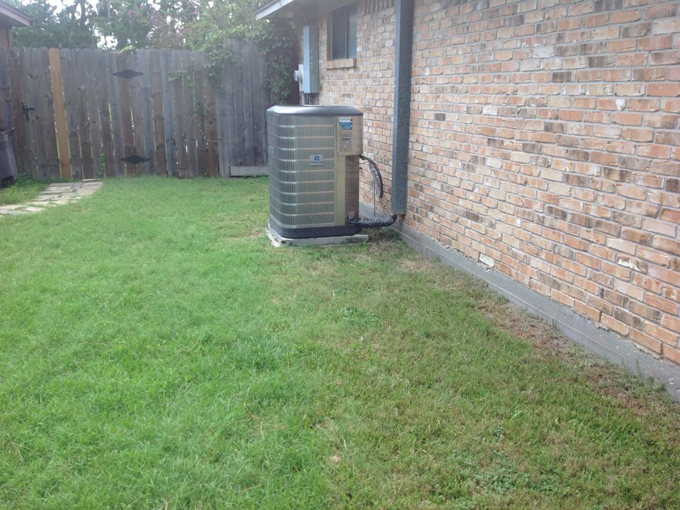 Friendswood, TX - Ac out