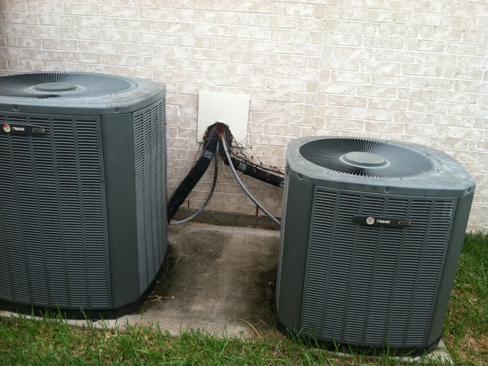 Houston, TX - Electrical renovation in condensing units
