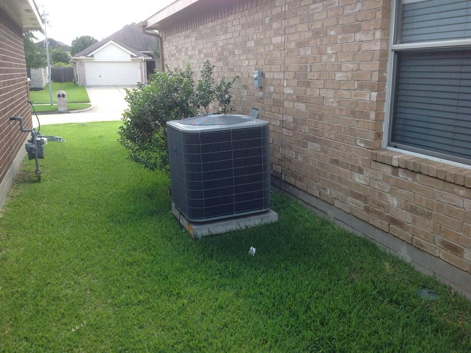Deer Park, TX - Residential AC & HEATING check up.