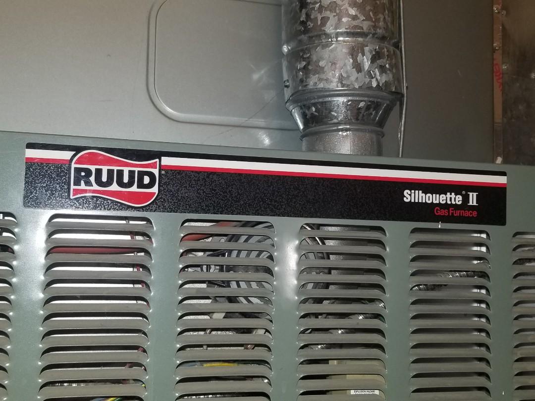 Colorado Springs, CO - Install new motor ruud furnace