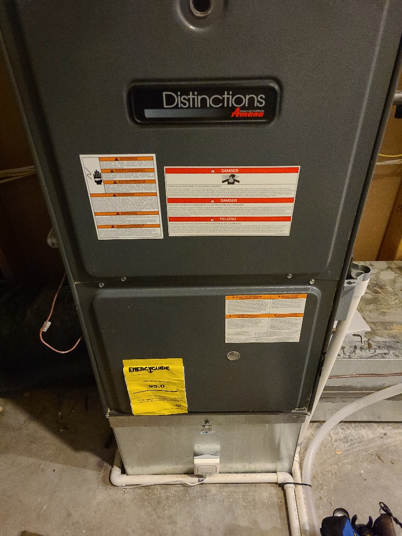 Furnace cleaning.  Furnace tune up.