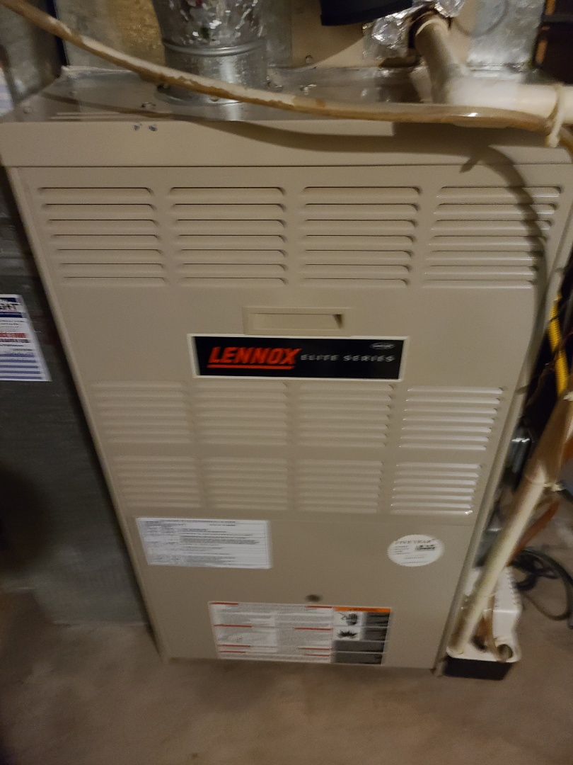 Furnace cleaning.  Furnace tune-up.