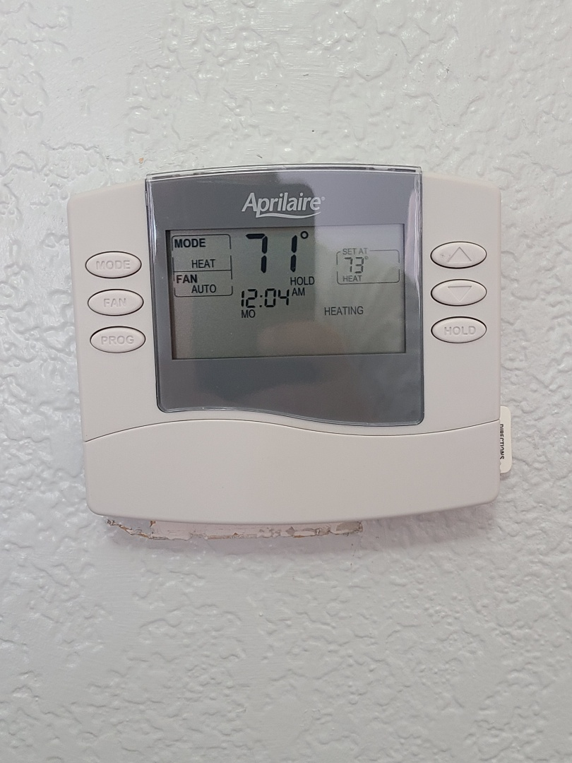 Colorado Springs, CO - Furnace thermostat,  furnace not working, furnace tune-up