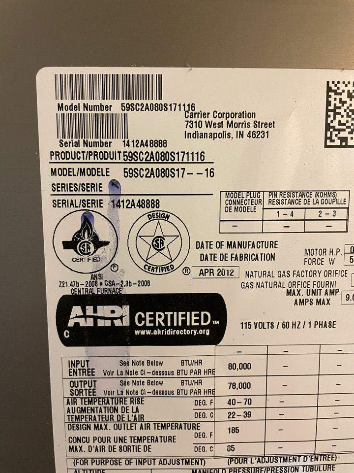 Monument, CO - Furnace stopped working